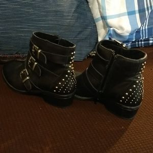 Eric michael studded boots